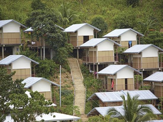 Le projet de Compostela aux Philippines. Photo : Mau Mauricio