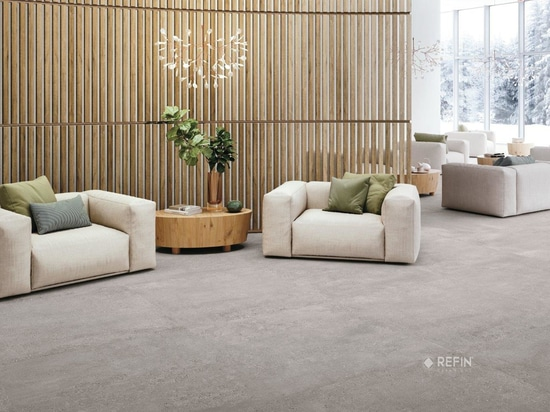 La Nouvelle Collection MOLD de CERAMICHE REFIN