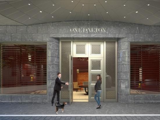 Une Dalton : Hôtel de Four Seasons/résidences privées