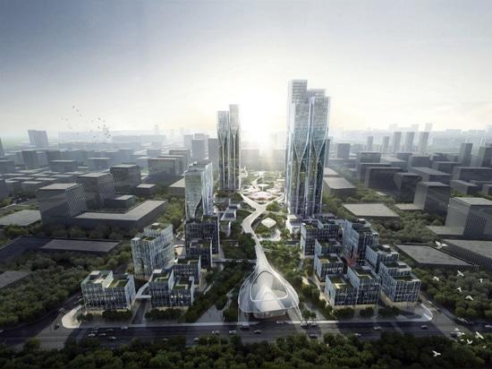 Ville de nuage de Vanke Tianfu