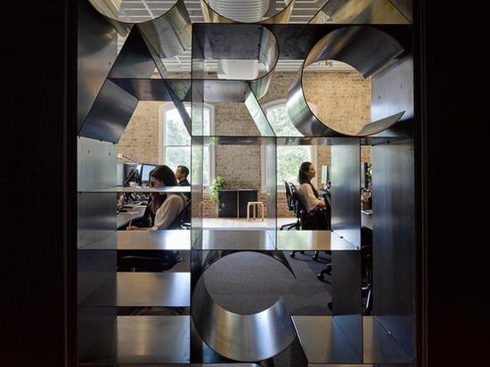 """DE COX D'ARCHITECTURE """"NOUVEAU BRISBANE STUDIO DE S"""