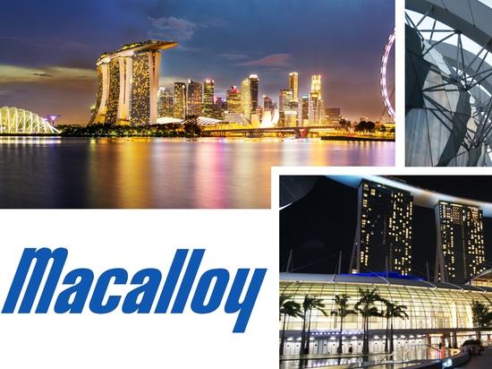 Macalloy à Singapour