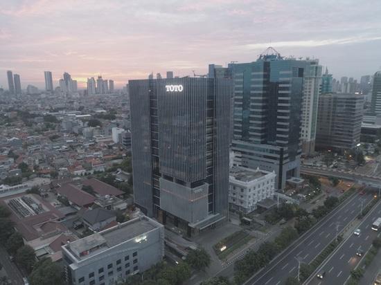 Lema se développe en Asie : Nouvelle ouverture à Jakarta.