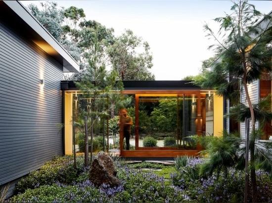 Cette propriété australienne a été remodelée avec un jardin viable et luxuriant