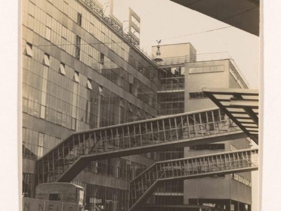 Van Nelle Factory à Rotterdam