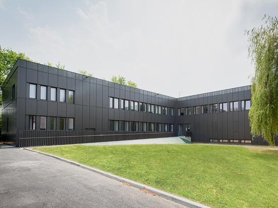 Rénovation d'Agrocampus - Rennes