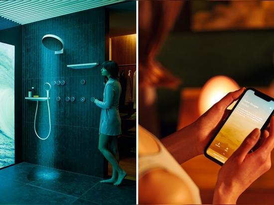ISH - Numérisation de salle de bains, à pleine vitesse et sans couture