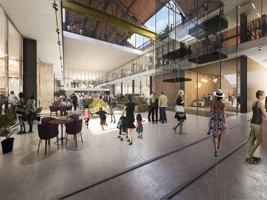 Atlanta amplifie son industrie du divertissement avec le développement Pullman Yard de 27 acres