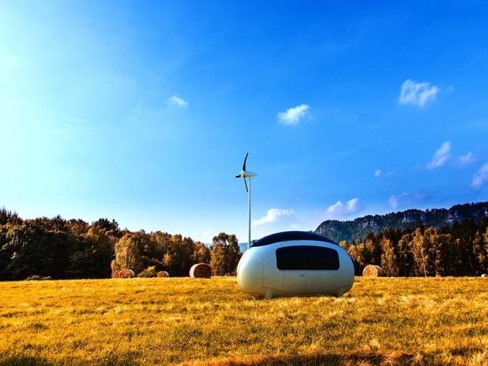 Vous pouvez enfin acheter une maison Ecocapsule Micro aux États-Unis
