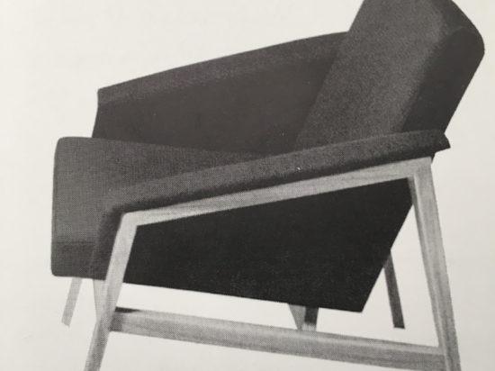 Le programme 480 de meubles rembourrés de Hirche pour Wilkhahn illustre la mutation de l'entreprise du fabricant de chaises à l'entreprise d'agencement.