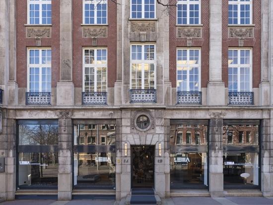Le magasin phare de Lema La Haye
