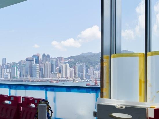 SO - La VA planifie un musée d'art contemporain dans le cadre du projet victoria dockside de Hong Kong