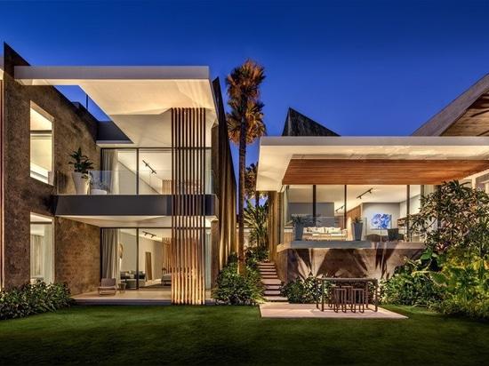 SAOTA fusionne l'espace intérieur et extérieur pour former'uluwatu house' à bali