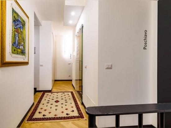 Salles de Tirano de chambre d'hôte