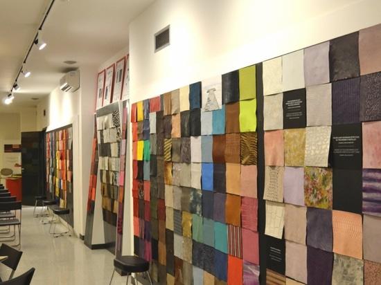 Pièce Linea Pelle Milano d'exposition