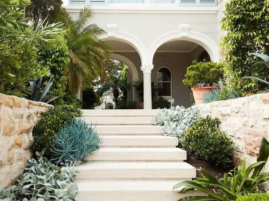 Peppertree Villa : l'histoire d'une renaissance classiciste