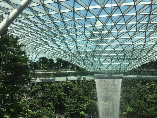 Aéroport Jewel Changi, Singapour
