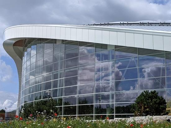 Récemment ouvert Center Parcs, Longford Forest, Irlande
