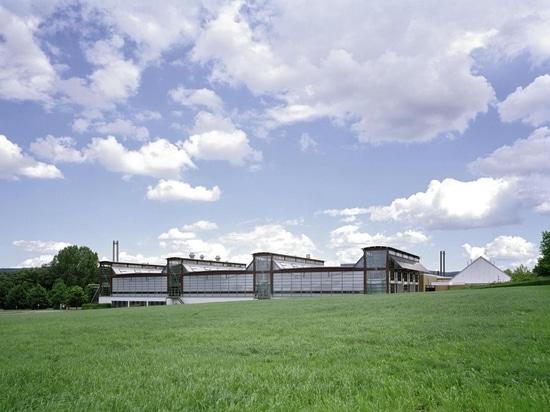 Bâtiment de production Wilkhahn
