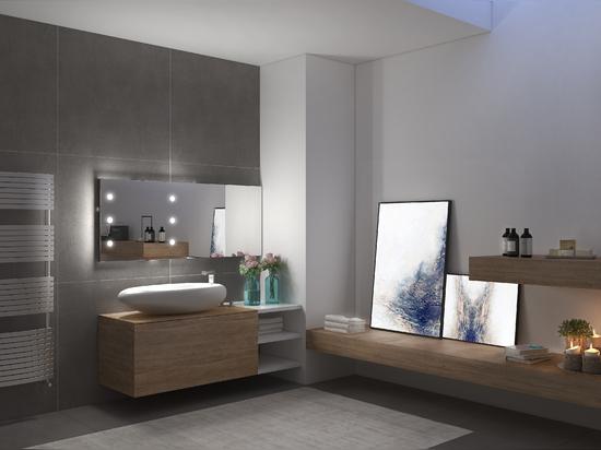 Miroirs de ligne à contrat Unica MDE