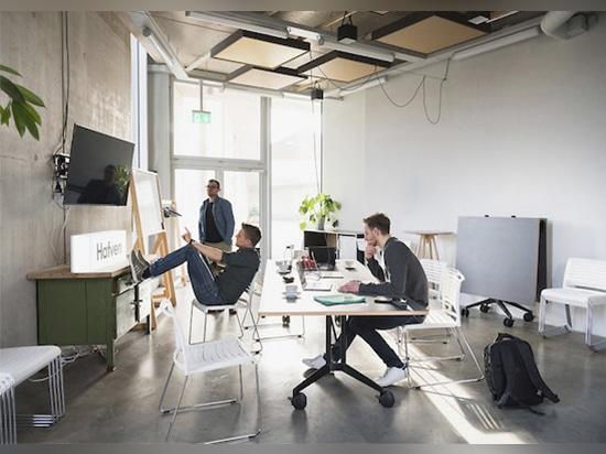 Les « petits frères » de Confair : Timetable, Timetable Smart et Timetable Shift – du bureau partagé pour les postes de travail temporaires « pop-up » aux salles de conférences à configuration vari...