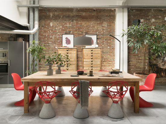 Loft Poblenou / The Room Studio