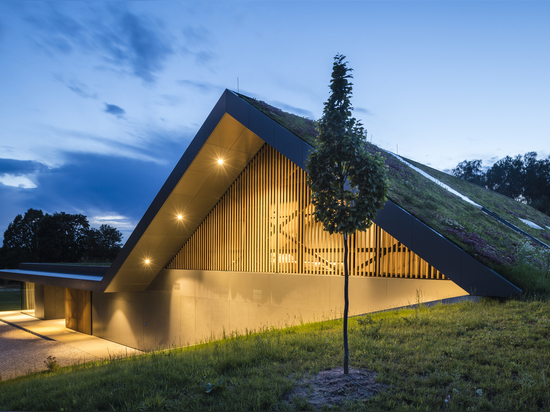 Green Line House / Mobius Architects