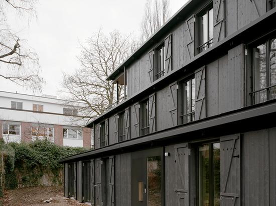 Bâtiment résidentiel Gatternweg / Felippi Wyssen Architectes