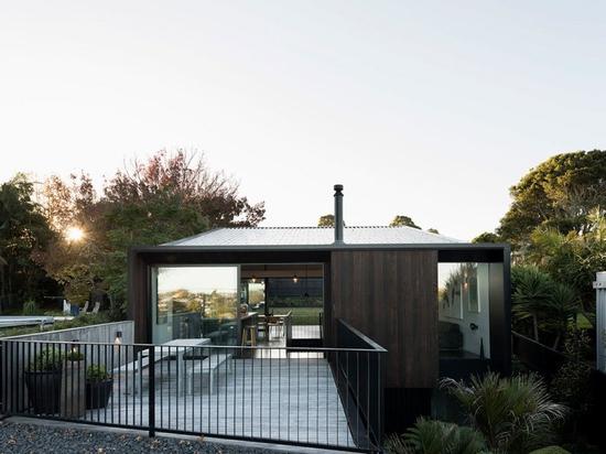 pac studio références de films de science-fiction et de vaisseaux spatiaux pour la maison néo-zélandaise