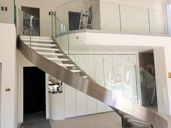 Escalier Helika Lux