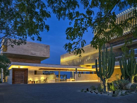 Le Solaz de 34 acres, inspiré de la nature, un centre de villégiature de luxe