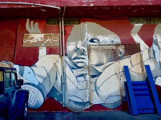 Ouzville, Beyrouth : l'art comme catalyseur de changement positif