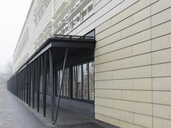 École primaire en Suède