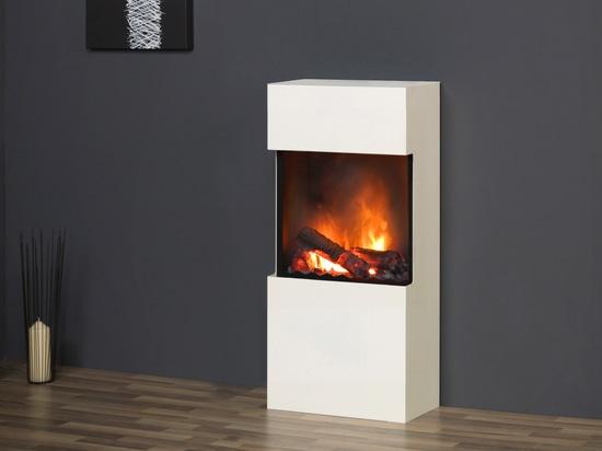 muenkel design flip [cheminée à poser / murale électrique / à l'éthanol]