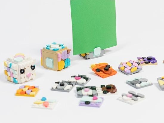 Lego fait appel à Camille Walala pour un conteneur maritime interactif à Londres