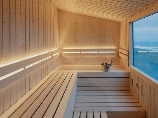 Sauna scandinave / Récit autochtone