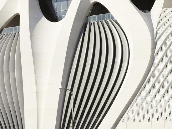 Mille tours résidentielles de musées / Zaha Hadid Architects