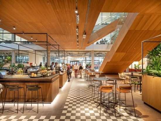 Cedar ING Offices / Benthem Crouwel Architects + HofmanDujardin