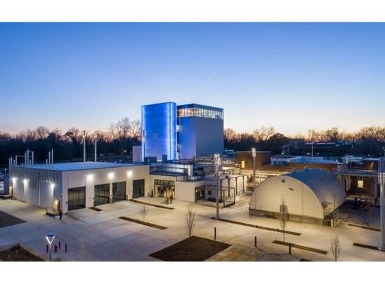 Ce musée d'art moderne était autrefois une usine de fromage en Arkansas