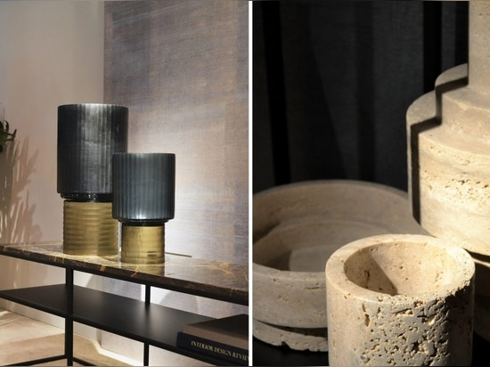 Design potelé et concepts d'intérieur tout-en-un de Dôme Deco