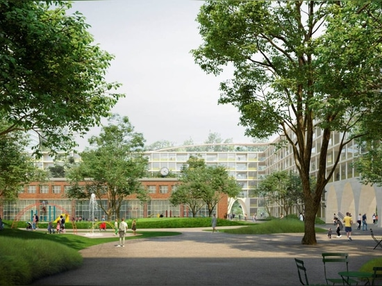 David Chipperfield Architects remporte le concours pour le Georg-Knorr-Park