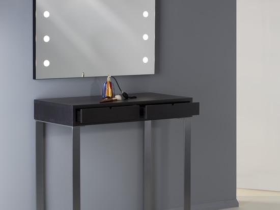 ensemble de vanité miroir Unica