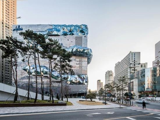 OMA révolutionne l'architecture des grands magasins avec la Galleria Gwanggyo