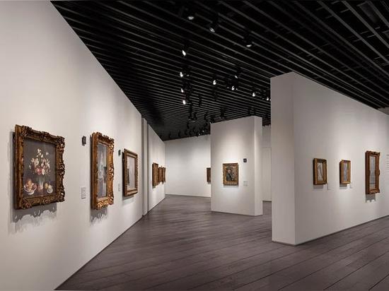 TONERICO:Le musée de l'artizone de l'INC équilibre entre ouverture et intimité à Tokyo