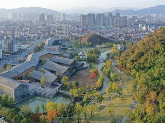 Le musée Lin'an de Wang Shu allie tradition et modernité en Chine