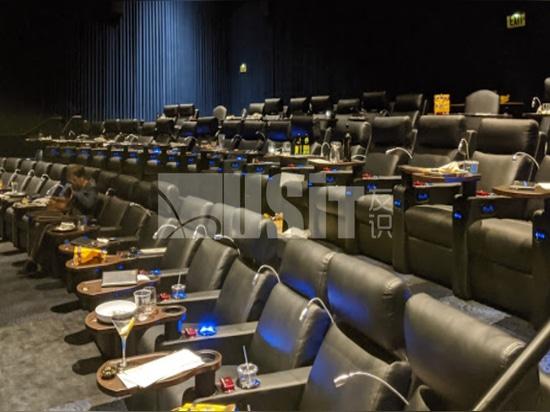Sièges Usit dans le théâtre de CA&AZ, États-Unis