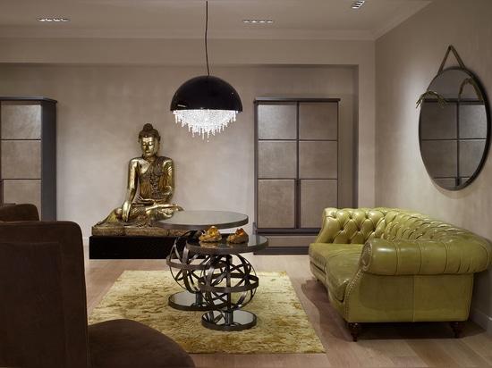 OZERO dans un intérieur relaxant à l'ANNA CASA
