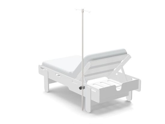 Loll conçoit un lit d'hôpital de campagne d'urgence pour aider à lutter contre la pandémie
