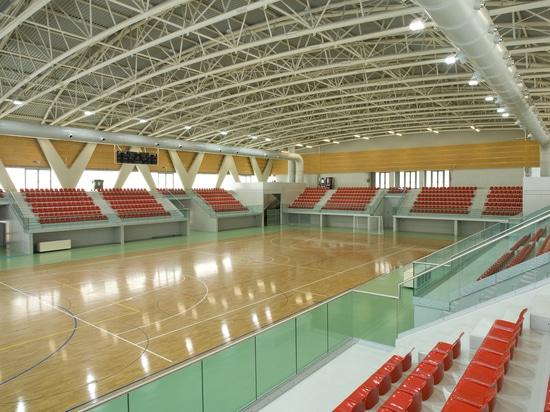 Salle de sport Pala Due   Vicenza, IT