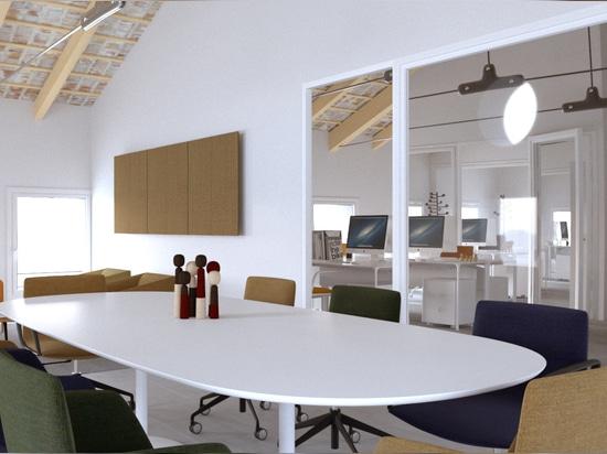 Salle de réunion - Avant